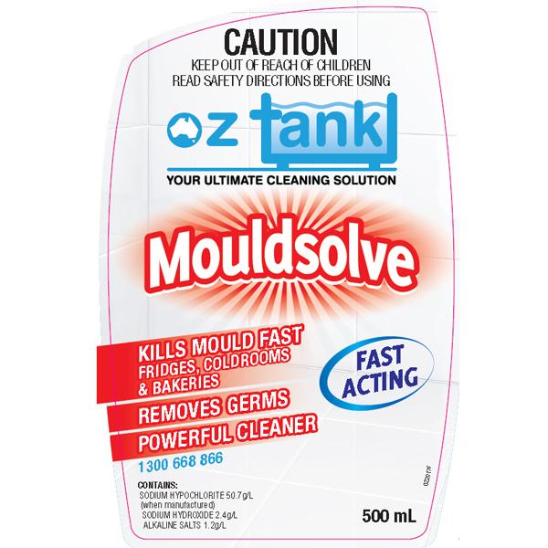 oz tank mould solve