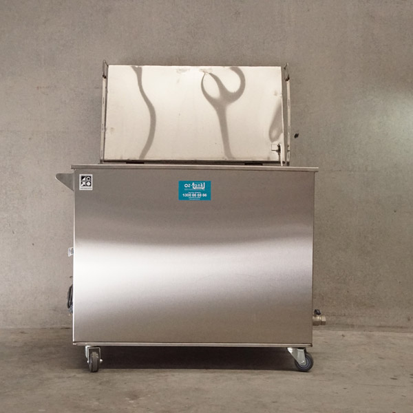 Industrial Kitchen Hire: Large Soak Tanks For Sale & Hire. The Original Commercial