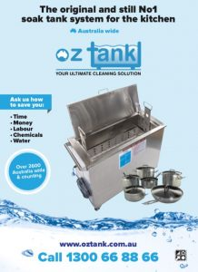soaking tanks for restaurants